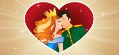 Princess Kiss