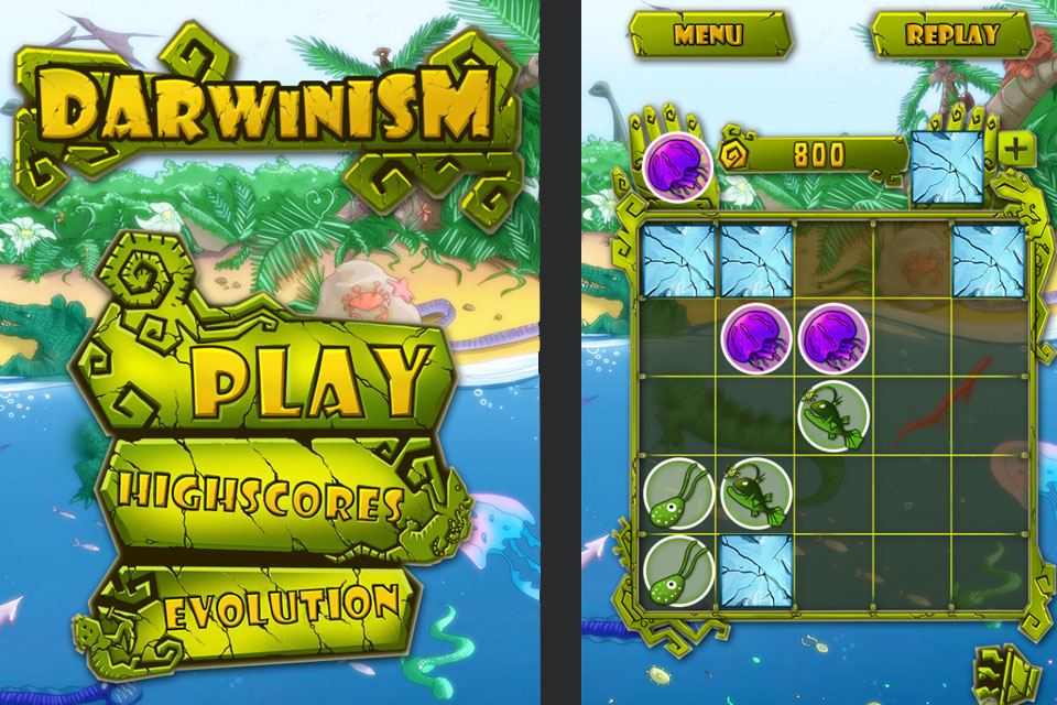 Darwinism - Screenshot #1