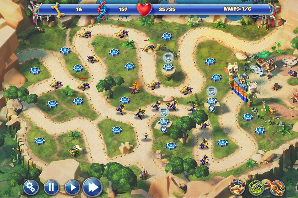 best tower defense games iphone day d tower iphone amp android tower defense 16702