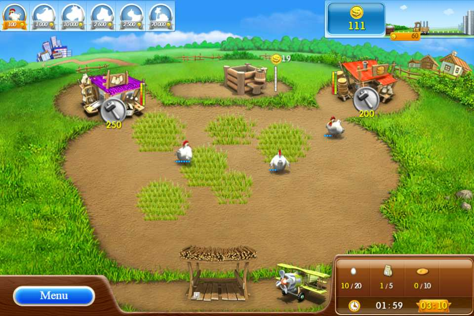 farm frenzy 2 play online free