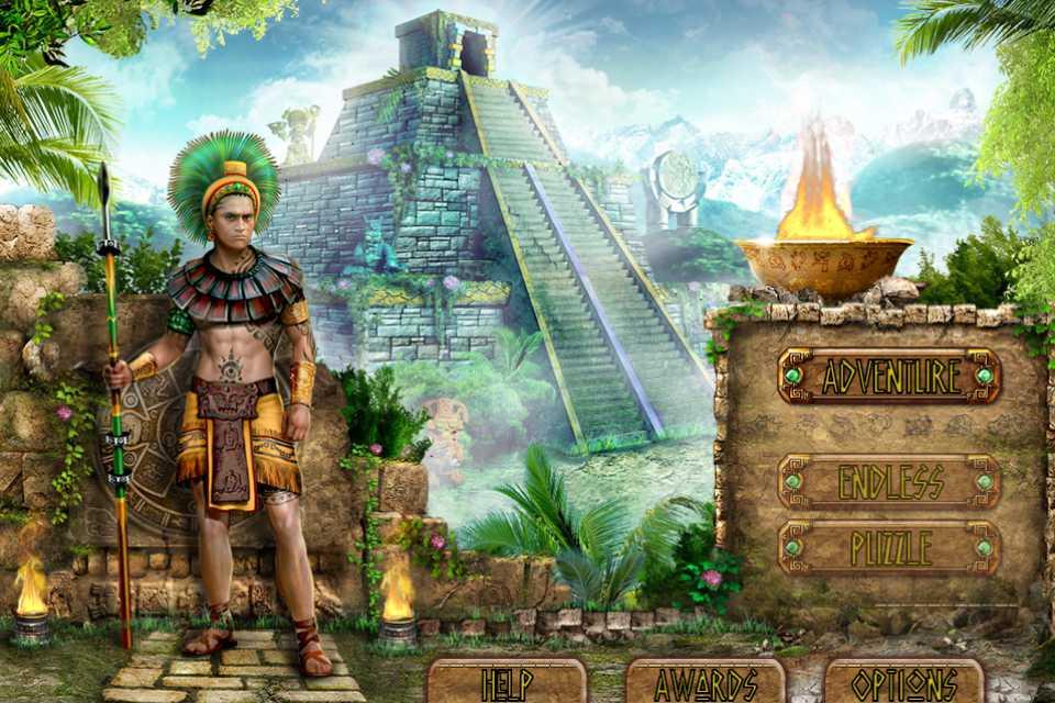 Play The Treasures of Montezuma 2 Online Games